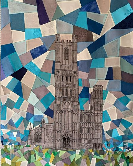 Ely Cathedral art