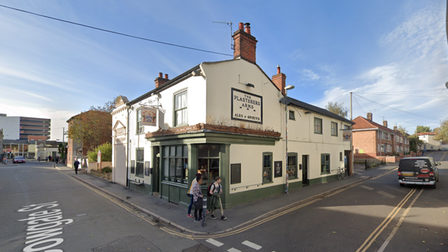 The Plasterers Arms,Cowgate, Norwich.