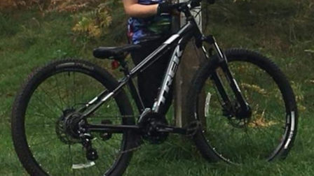 Two mountain bikeswhich were lockedoutside of a Mcdonald's restauranthave been stolen.