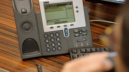 Trading standards have issued a warning over cold calls in Norfolk. Pic: John Stillwell/PA Wire