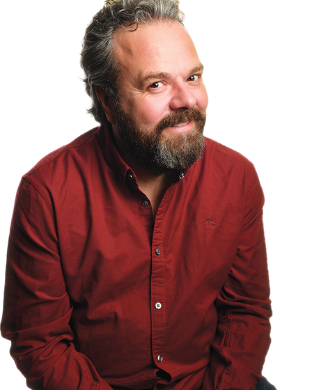 Hal Cruttenden is at The Maltings In Ely on July 30