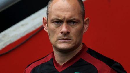 Norwich City manager Alex Neil goes head to head with Chelsea's Jose Mourinho this weekend. Photo: N