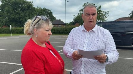 Nick and Maxine Fulcher released a statement following the conclusion of Peggy Copeman's inquest.