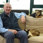 George Bell,73, praises the Norfolk and Norwich University Hospital for his care as he relaxes at hi