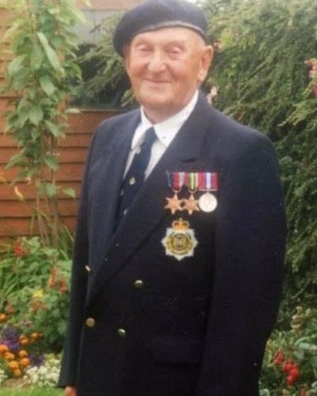 Horace 'Lyle'Hutley was agunner in the Royal Artillery Service Corps.