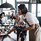 Restaurant staff benefit from new tips rules