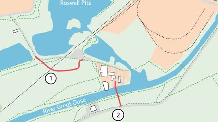 Network Rail have proposed plans to close Kiln Lane level crossing in Ely to build a new bridge over the railway line.