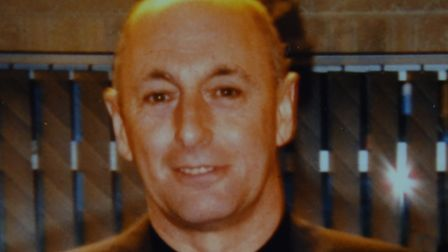 The late Alan Green, from Watton