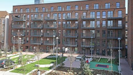 Jolles House in Bromley-by-Bow