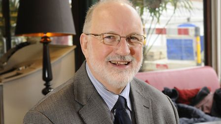 Diocese of Norwich Education and Academies Trust chairman Fred Corbett. Picture: ANTONY KELLY