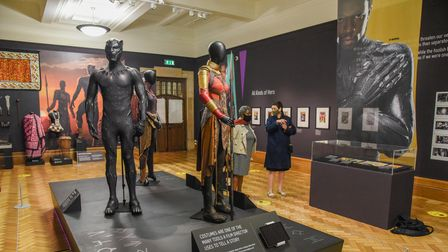 The Power of Stories exhibition at Christchurch Mansion in Ipswich