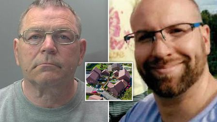 Lance Woollard, aged 65 of Richmond Avenue in March, has admitted murdering 35-year-old Nigel Ebbage,