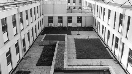 Queen Elizabeth Hospital in 1979. Picture: Archant Library
