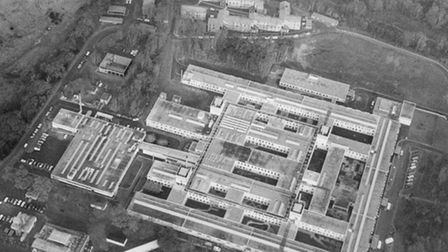 Queen Elizabeth Hospital in 1982. Picture: Archant Library