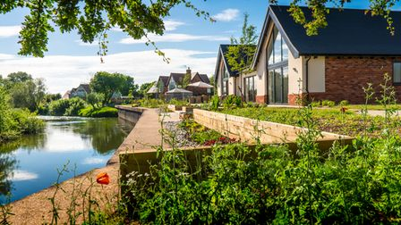Energy efficient and sustainable homes in East Anglia
