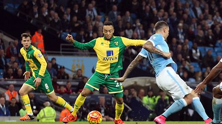 Norwich City's new look formation at Manchester City is not Alex Neil's template for Chelsea. Pictu