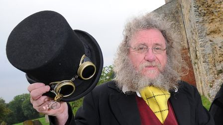 Wymondham will be holding a Christmas Fair with a difference this year, Steampunk will be the theme