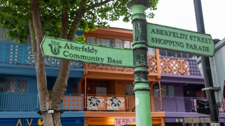 Which way to go... youngsters decide future of Poplar's Aberfeldy redevelopment.