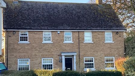 41 Knight Road, Rendlesham, which Loyal Care Ltd wants to turn into a children's home