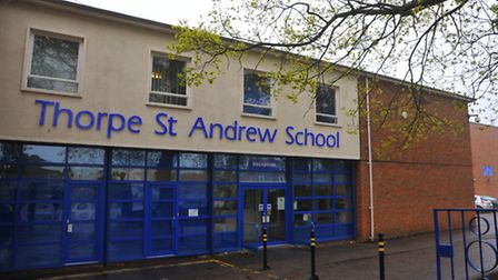 Thorpe St Andrew School is considering whether to become an academy. Photo: Steve Adams