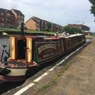 The trip to Liverpool was eventful, and if it weren't for the help of an OAP on the towpath, they mi