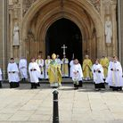 New priests ordained at Norwich Cathedral. Picture: Diocese of Norwich.