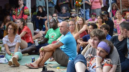 Scenes from the 2014 Southburgh Festival