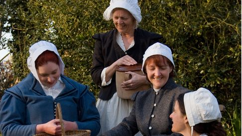 1620: A New World Odyssey, by Eileen Ryan, will be performed by the Harleston Players