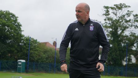 Paul Cook has had his players back at Playford Road this week