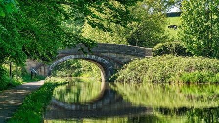 Scenic, interesting and quiet, these routes will ensure a tranquil, dreamy canal boat trip Credit: