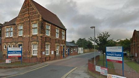 Northgate Hospital, Great Yarmouth. Picture taken from Google Street View