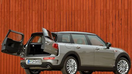 New MINI Clubman is longer, wider and more practical and now has two conventional rear side doors as