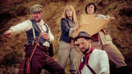 Past productions include adaptations of 'Journey to the Centre of the Earth'.