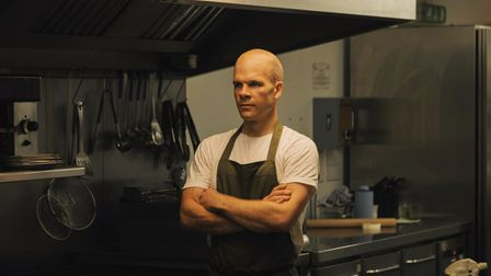 Chef Chris Bartlett will become head chef at Fritton Lake.