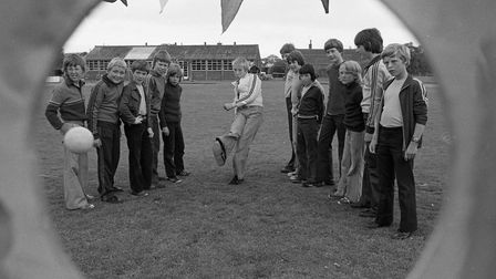 From The Archives EastReydon High School Fete June 1980