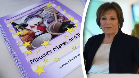 Delia Smith has contributed a recipe to a care home cook book