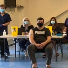 G's of Ely accepted an invitation by Staploe Medical Centre to turn up and to vaccinate 200 of their workers.