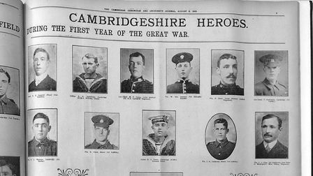 Recruiting was needed to replace casualties, August 1915.