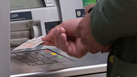 The government plans to protect peoples access to cash