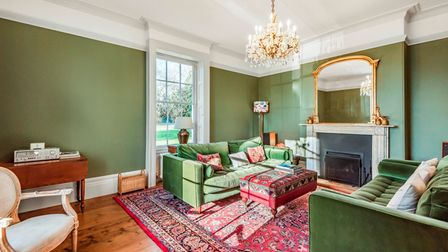 Reydon Grove House is a six bedroom Georgian house that is on the market for £3million with Savills