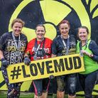 Natalie Summers, Richelle Cockley, Jacqui Elliott and Emma O'Shea took on the Nuclear Races Rush Weekend event in Essex.