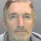 Giles Feltell, 51, jailed for two years and four months for harassment and assault of his step-father.