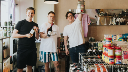 The Cuvée store in Holloway that's now to open its own wine bar in Bethnal Green