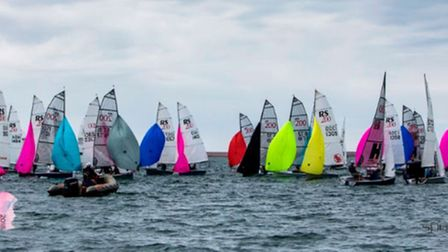 National Sailing Competition