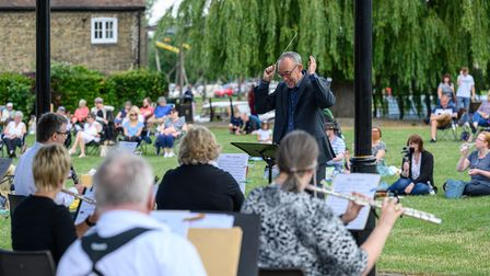 Ely Arts Festival 2021 brings post-lockdown cheer to the city and its residents.