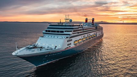 Ipswich-based Fred. Olsen cruise line has resumed sailing for the first time since the pandemic