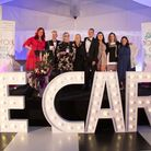 The Westfields Care Home team at last year's Norfolk Care Awards
