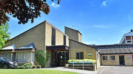 Norse Somerley care home, Somerleyton Street, Norwich.Picture: ANTONY KELLY