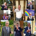 Cambridgeshire Freemasons thank the NHS for Social Care and Frontline Workers' Day