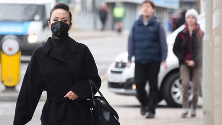 Will you continue to wear a face mask after the rules change?